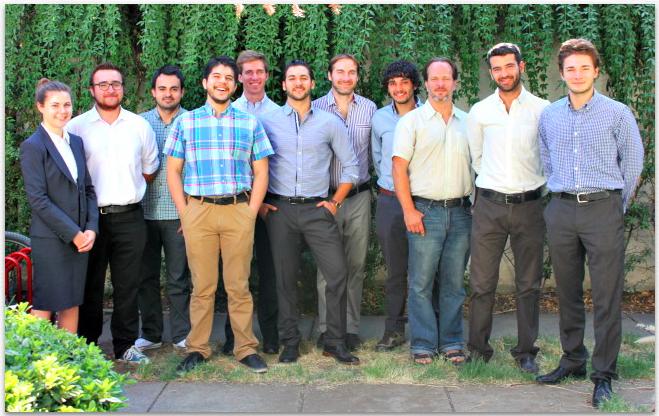 Voyhoy,  seleccionado por Techstars | A Global Startup Ecosystem